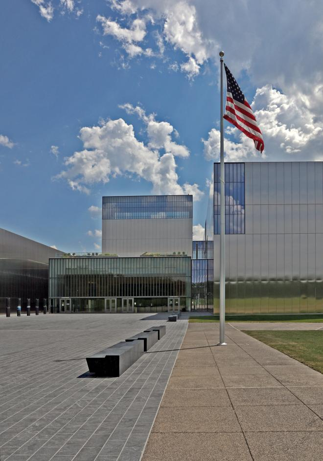 The National Museum of the United States Army, SOM - Skidmore, Owings & Merrill