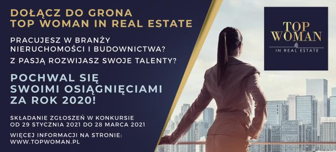 Top Woman in Real Estate 2021