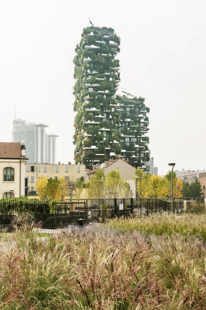 Bosco Verticale (Vertical Forest), Milan