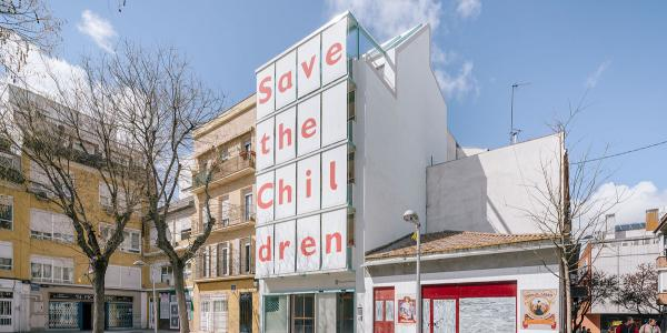 Save the Children biurowiec