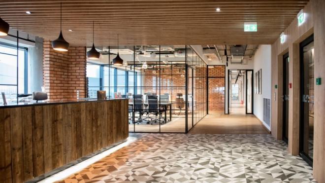 Polskie Wnętrze 2020: Wnętrza biura coworkingowego Chillispaces.com w Krakowie, Make It Yours, MAKA Architekci, Grupa NONO