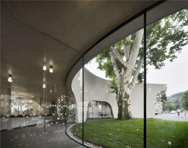 Budynek Tree Hugger projektu MoDus Architects