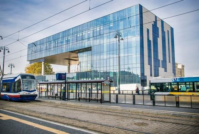 Bydgoszcz Główna Dworzec Ze Szkła Sztuka Architektury