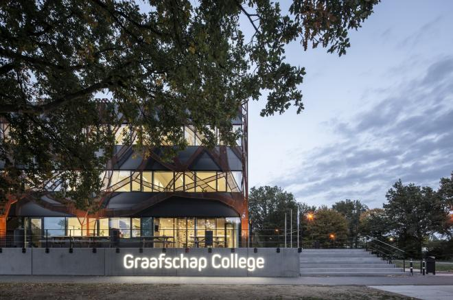 cepezed, Graafschap College