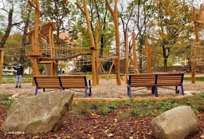 Polski Krajobraz 2020:Park uśmiechu we Wrocławiu, IKROPKA