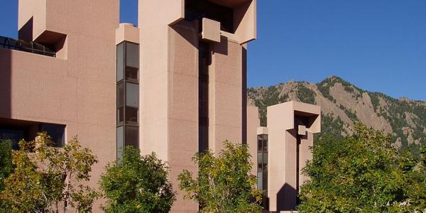 Mesa Laboratory of the National Center for Atmospheric Research, Boulder, Kolorado, Ieoh Ming Pei