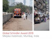 Schindler Global Award - konkurs architektoniczny