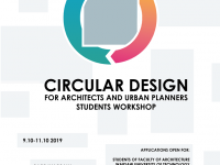 Circular workshop for students of Architectur - warsztaty architektoniczne