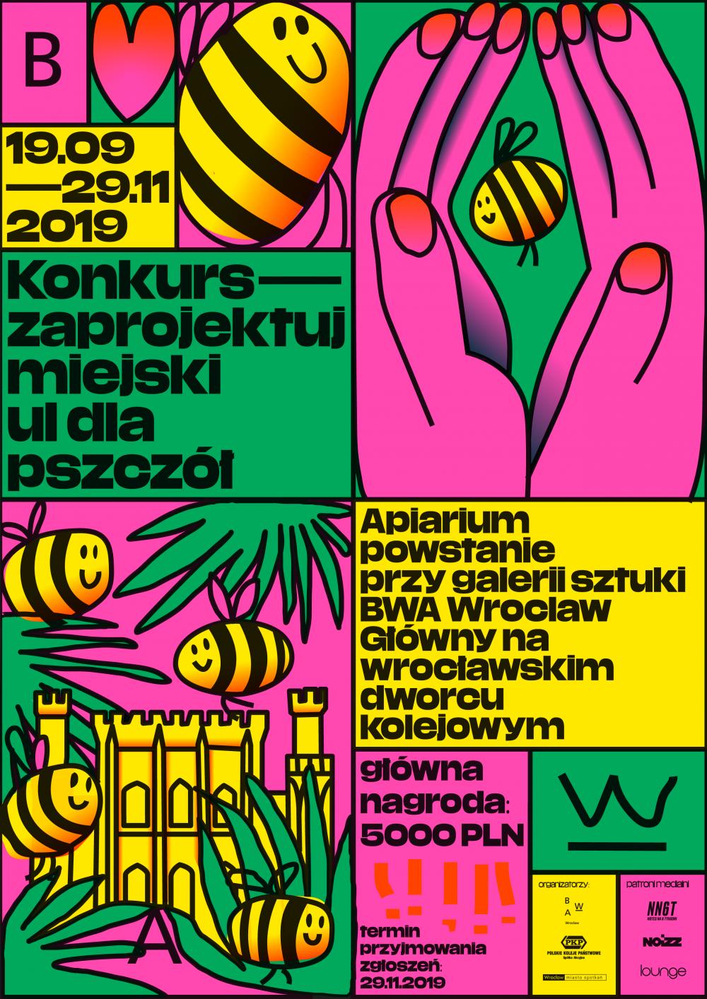 Projekt Ula Na Dworcu Wrocław Główny Konkurs