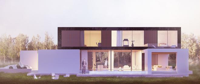 Smart House, BXBstudio Bogusław Barnaś