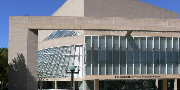 Morton H. Meyerson Symphony Center, Dallas, Ieoh Ming Pei
