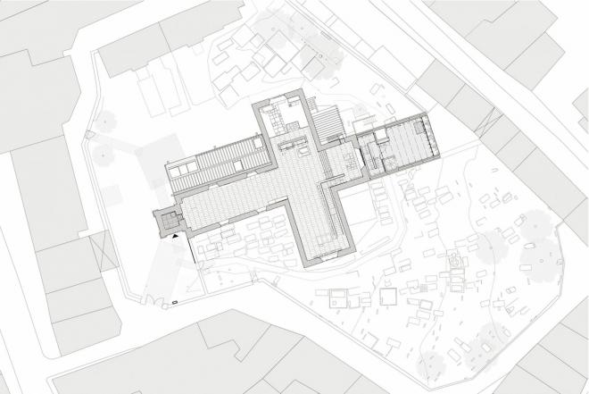 McCullough Mulvin Architects, Medieval Mile, projekt muzeum