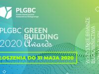 PLGBC Green Building Awards 2020 - konkurs architektoniczny