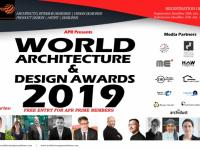 World Architecture & Design Awards 2019