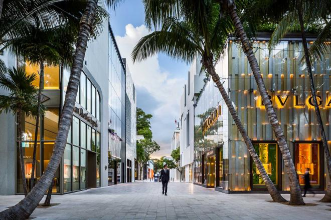 Miami Design District,  SB Architects, realizacja architektoniczna